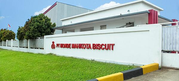 monde mahkota biscuit factory