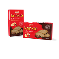 Krinkle Baked Chips