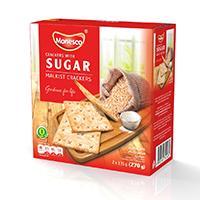 Monesco Sugar Malkist Crackers